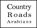 Country Roads Arabians logo